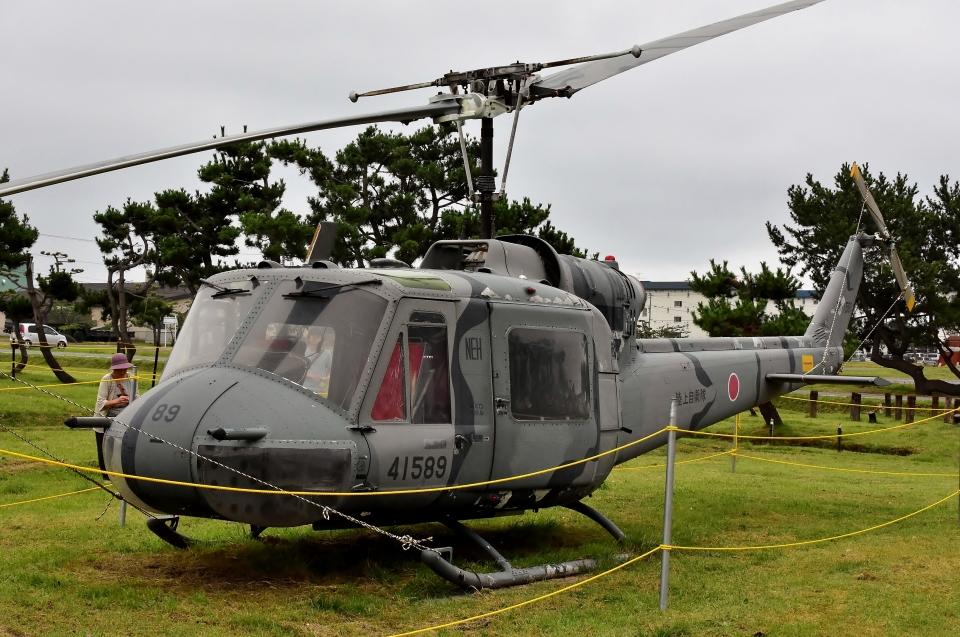 Dojalanaさんの陸上自衛隊 Fuji UH-1B (41589) 航空フォト