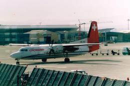 JA8037さんが、ユーロエアポート・バーゼルで撮影したクロスエア 50の航空フォト(飛行機 写真・画像)