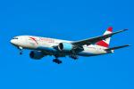 パンダさんが、成田国際空港で撮影したオーストリア航空 777-2Z9/ERの航空フォト(写真)