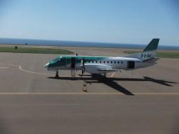 ピーノックさんが、奥尻空港で撮影した北海道エアシステム 340B/Plusの航空フォト(飛行機 写真・画像)