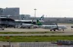 ハピネスさんが、関西国際空港で撮影した春秋航空 A320-214の航空フォト(飛行機 写真・画像)