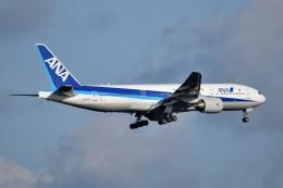 tsubasa0624さんが、新千歳空港で撮影した全日空 777-281/ERの航空フォト(写真)