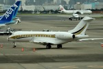 tsubasa0624さんが、羽田空港で撮影した南アフリカ空軍 BD-700 Global Express/5000/6000の航空フォト(写真)