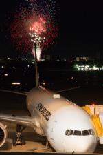 ふらっぺろんさんが、伊丹空港で撮影した日本航空 777-346/ERの航空フォト(写真)