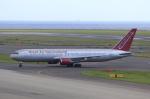 T.Sazenさんが、中部国際空港で撮影したオムニエアインターナショナル 767-319/ERの航空フォト(飛行機 写真・画像)