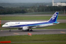 航空フォト:JA202A 全日空 A320
