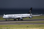T.Sazenさんが、中部国際空港で撮影したルフトハンザドイツ航空 A340-313Xの航空フォト(飛行機 写真・画像)