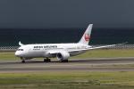 T.Sazenさんが、中部国際空港で撮影した日本航空 787-8 Dreamlinerの航空フォト(飛行機 写真・画像)