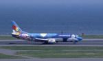 kumagorouさんが、羽田空港で撮影したエアーニッポン 737-46Mの航空フォト(飛行機 写真・画像)