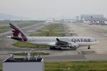 YASKYさんが、関西国際空港で撮影したカタール航空 A330-202の航空フォト(写真)
