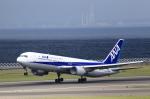T.Sazenさんが、中部国際空港で撮影した全日空 767-381の航空フォト(飛行機 写真・画像)