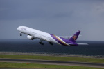 T.Sazenさんが、中部国際空港で撮影したタイ国際航空 777-3D7の航空フォト(飛行機 写真・画像)
