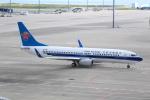 T.Sazenさんが、中部国際空港で撮影した中国南方航空 737-81Bの航空フォト(飛行機 写真・画像)