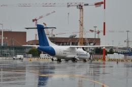 IL-18さんが、ヴェネツィア マルコ・ポーロ国際空港で撮影したエア・コントラクターズ ATR 42-320Fの航空フォト(飛行機 写真・画像)