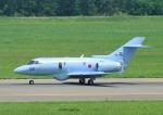 じーく。さんが、新潟空港で撮影した航空自衛隊 U-125A(Hawker 800)の航空フォト(飛行機 写真・画像)