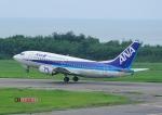 じーく。さんが、新潟空港で撮影したANAウイングス 737-5L9の航空フォト(飛行機 写真・画像)