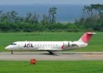 じーく。さんが、新潟空港で撮影したジェイ・エア CL-600-2B19 Regional Jet CRJ-200ERの航空フォト(飛行機 写真・画像)