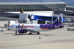T.Sazenさんが、中部国際空港で撮影した香港エクスプレス A320-232の航空フォト(飛行機 写真・画像)