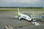 delawakaさんが、新千歳空港で撮影したAIR DO 737-781の航空フォト(写真)