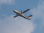 TORA3さんが、チェンナイ国際空港で撮影したジェットエアウェイズ ATR-72-500 (ATR-72-212A)の航空フォト(写真)