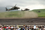 アイスコーヒーさんが、東富士演習場で撮影した陸上自衛隊 UH-60JAの航空フォト(写真)