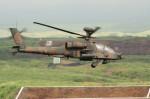 アイスコーヒーさんが、東富士演習場で撮影した陸上自衛隊 AH-64Dの航空フォト(写真)