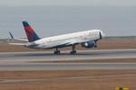 nknD200さんが、中部国際空港で撮影したデルタ航空 757-251の航空フォト(写真)