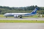 ハピネスさんが、成田国際空港で撮影した全日空 787-8 Dreamlinerの航空フォト(飛行機 写真・画像)