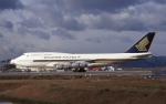 kumagorouさんが、仙台空港で撮影したシンガポール航空 747-312の航空フォト(飛行機 写真・画像)