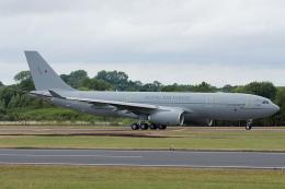 Tomo-Papaさんが、フェアフォード空軍基地で撮影したイギリス空軍 A330-243/MRTTの航空フォト(飛行機 写真・画像)