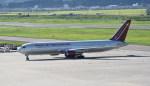 kumagorouさんが、仙台空港で撮影したオムニエアインターナショナル 767-33A/ERの航空フォト(飛行機 写真・画像)