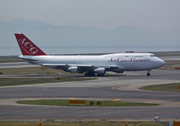 PGM200さんが、関西国際空港で撮影したエア・カーゴ・ジャーマニー 747-412(BCF)の航空フォト(飛行機 写真・画像)