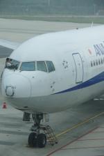 JA8037さんが、瀋陽桃仙国際空港で撮影した全日空 767-381/ERの航空フォト(写真)