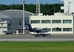 じーく。さんが、那覇空港で撮影したWalker Corporation Kokomo Resort DHC-6-400 Twin Otterの航空フォト(飛行機 写真・画像)