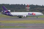 ぶる~すかい。さんが、成田国際空港で撮影したフェデックス・エクスプレス MD-11Fの航空フォト(写真)