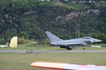 kanadeさんが、シオン空港で撮影したドイツ空軍 EF-2000 Typhoon Sの航空フォト(飛行機 写真・画像)