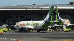 ステラさんが、ダニエル・K・イノウエ国際空港で撮影したアロハ・エア・カーゴ 737-2X6C/Advの航空フォト(飛行機 写真・画像)