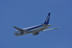 kumagorouさんが、米子空港で撮影した全日空 767-381の航空フォト(飛行機 写真・画像)