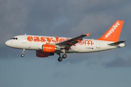 航空フォト:G-EZBH イージージェット A319