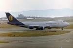 HEATHROWさんが、関西国際空港で撮影したグローバル・サプライ・システムズ 747-47UF/SCDの航空フォト(写真)