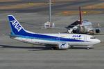 Scotchさんが、中部国際空港で撮影したエアーネクスト 737-54Kの航空フォト(飛行機 写真・画像)