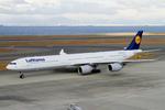 Scotchさんが、中部国際空港で撮影したルフトハンザドイツ航空 A340-642の航空フォト(写真)