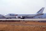 kumagorouさんが、仙台空港で撮影したタワーエア 747-121の航空フォト(飛行機 写真・画像)