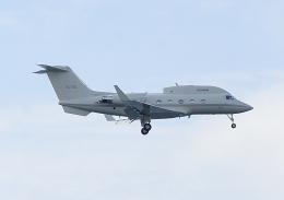 じーく。さんが、嘉手納飛行場で撮影したアメリカミサイル防衛局の航空フォト(写真)