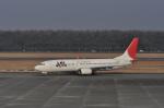 kumagorouさんが、熊本空港で撮影したJALエクスプレス 737-846の航空フォト(写真)