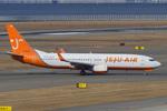 Scotchさんが、中部国際空港で撮影したチェジュ航空 737-86Jの航空フォト(写真)