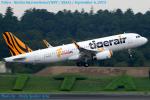 Chofu Spotter Ariaさんが、成田国際空港で撮影したタイガーエア台湾 A320-232の航空フォト(飛行機 写真・画像)