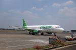 matobisarさんが、ハリム・ペルダナクスマ国際空港で撮影したシティリンク A320-214の航空フォト(写真)