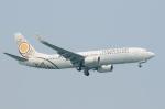 sr3600さんが、シンガポール・チャンギ国際空港で撮影したミャンマー・ナショナル・エアウェイズ 737-86Nの航空フォト(写真)