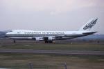 kumagorouさんが、仙台空港で撮影したエバーグリーン航空 747-132(SF)の航空フォト(写真)